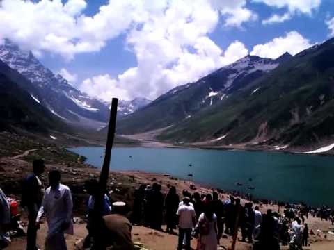 Saifulmalook lake, Naran. July 2013