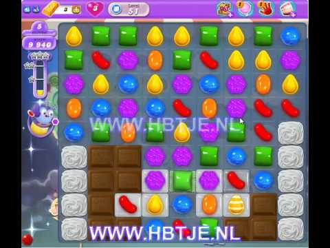 Candy Crush Saga Dreamworld level 51