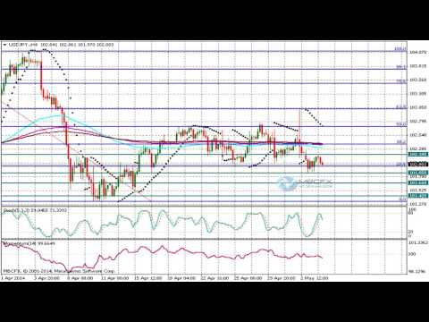USD/JPY(Dollar Yen) Technical Analysis for May 06, 2014