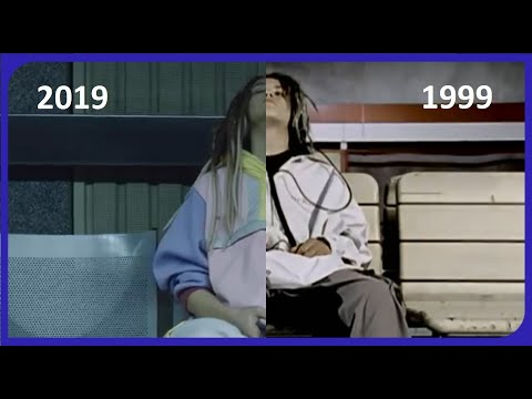 Freestyler - 1999 vs 2019