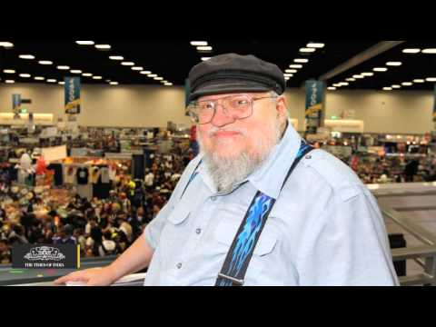 George R.R. Martin Throws Out First Pitch In Baseball Game, Kills It - TOI