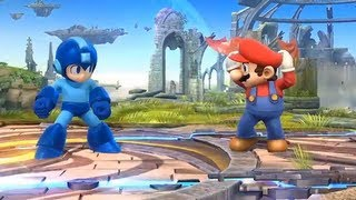 Super Smash Bros 4 Characters, Moves Stages Final Smash