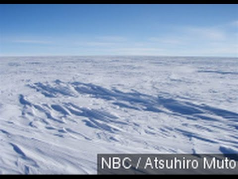 Antarctica Sets New Record For Coldest Temperature On Earth