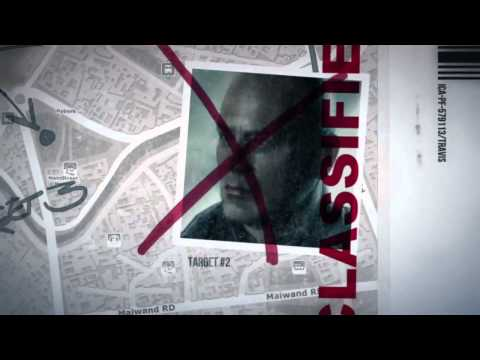 Hitman: Absolution - Travis ICA File