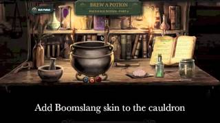 How To Brew Polyjuice Potion Pottermore Tutorial