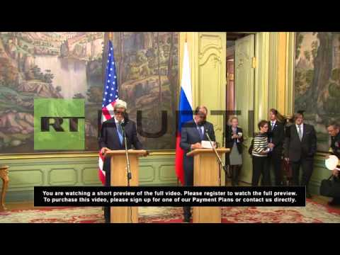 Russia: New international talks on Syria by end of the month