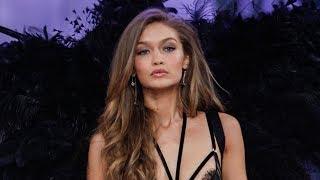 Gigi Hadid DROPS Out Of Victoria's Secret Fashion Show 2017