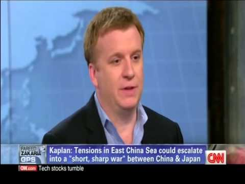 "China & Japan - A ""short, sharp war"" (CNN, 27Apr14)"