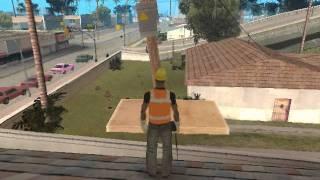 Contructores Le Arreglan La Casa A CJ Gta San Andreas