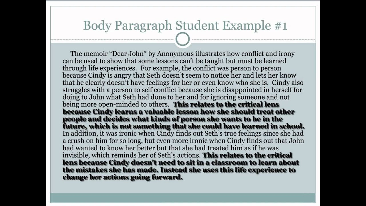 Attention grabber for descriptive essay example