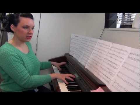 TUTORIAL: Exorcist - Tubular Bells on PIANO (Intermediate/Advanced)