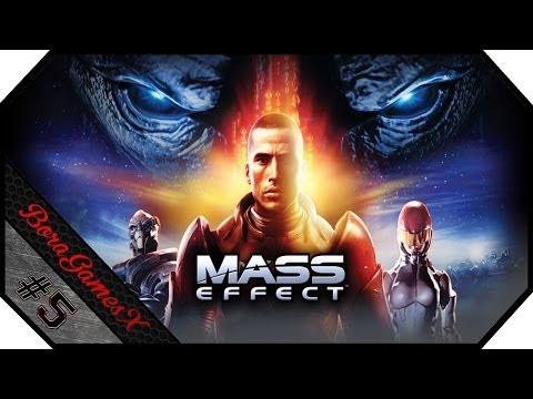 MASS EFFECT Let's play  5 - WREX,GARRUS i TALI'ZORAH