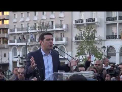 Greece Protest Against New Austerity Bill - 30 March 2014