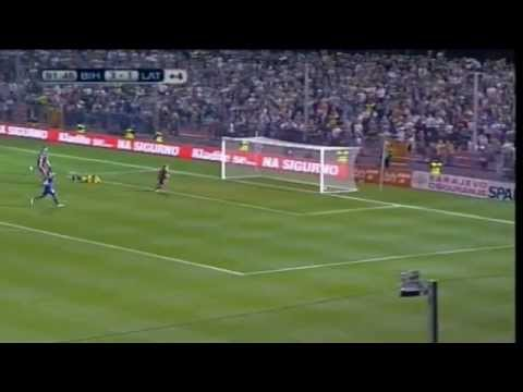 FIFA 2014: Bosnia-Herzegovina 4-1 Latvia (BiH - Latvija) All Goals 11-9-2012