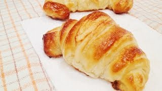 [Viet&Eng CC] CROISSANT - Bánh mì sừng trâu - ChiChi Nguyễn