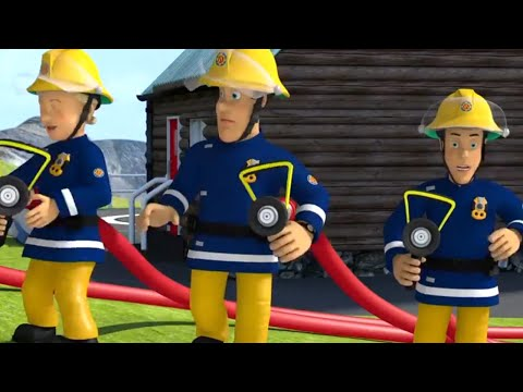 Požiarnik Sam - 1 hodina