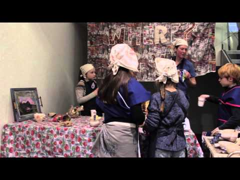 Laure Prouvost - Want Tea?