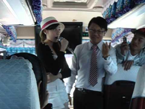 [Offline tour in Vũng Tàu] Chị See tham gia trò chơi zui nhộn kaka 2/2/2013