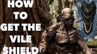 Infinity Blade 2 How To Get The Vile Shield