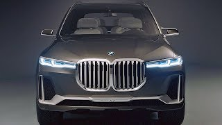 BMW X7 Concept (2019) Soon ready to fight Audi Q7. YouCar Car Reviews.