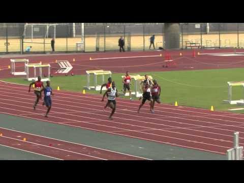 SEAA 2014 Championships - Crystal Palace - 200m Sprint