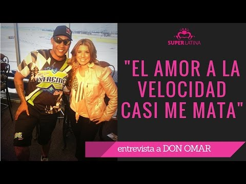Don Omar a Solas con SuperLatina-parte 1: