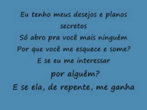 Sozinho Caetano Veloso (com letra)