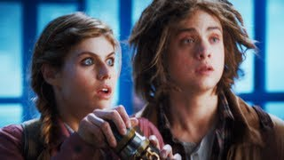 Percy Jackson: Sea Of Monsters Trailer 2 Official 2013