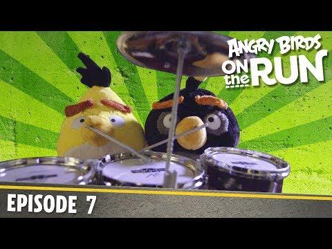 Angry Birds- Na útěku - 7 - Vábička