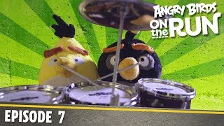 Angry Birds- Na úteku - 7 - Vábička