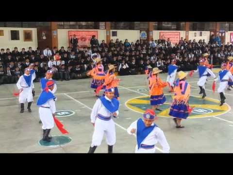 Dia de la madre 2013 Danza folclrica
