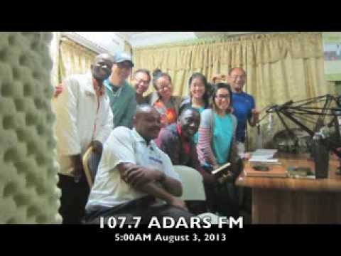 Team Canada on 107.7 Adars FM