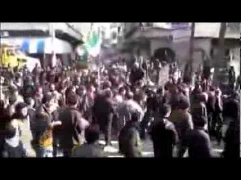 Syria | Syria Rebels Demand Al-Qaeda Group Surrender - Syria 04/01/2014 Actual