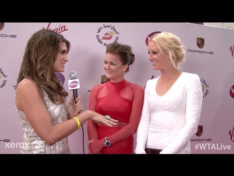 WTA Live from the Red Carpet presented by Xerox from WTA Pre-Wimbledon Party
