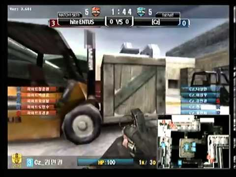 [KSF] SF Pro League 2011 1st E05 P01