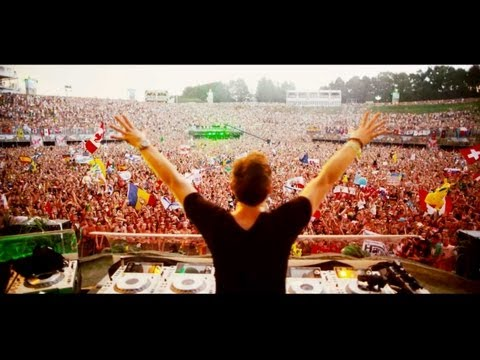 Tomorrowland official aftermovie 2013