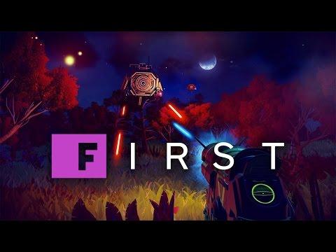 No Man's Sky: Surviving on a Subzero Planet - IGN First