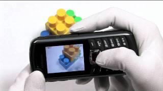 SAMSUNG SOLID B2710 Test Recenzja Samsunga B2710