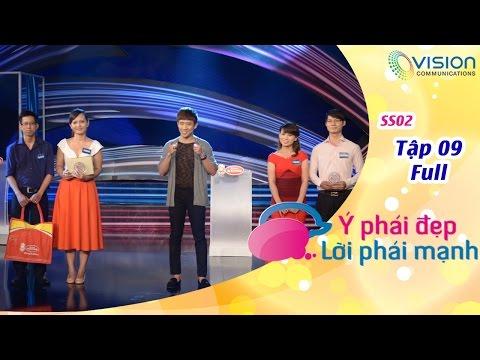 Gameshow Ý Phái Đẹp Lời Phái Mạnh - Ngọc Trinh / Trường Sang & Thu Hạnh / Duy Cường