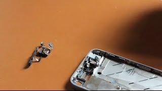 IPhone 4 - Arreglar el botón de encendido y el sensor de proximidad
