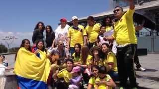 La Canción De La Expedición RCN Brasil