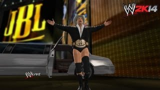 JBL CONFRIMED FOR WWE 2K14