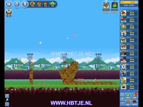 Angry Birds Friends Tournament Week 98 Level 3 high score 213k (tournament 3)