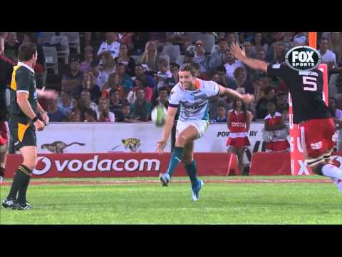Fox Rugby: The Shortball Rd.9 2014 | Super Rugby Video Highlights