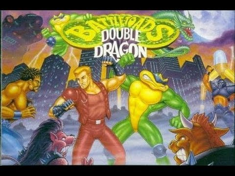 Battletoads & Double Dragon: The Ultimate Team NES (Gameplay - Jimmy) (Полное прохождение)