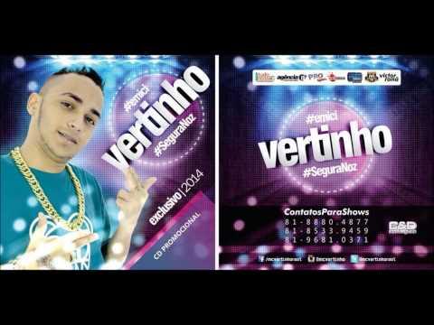 MC VERTINHO - CD COMPLETO PROMOCIONAL 2014