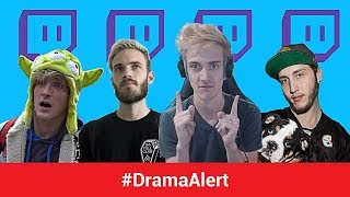 PewDiePie ROASTS FaZe Banks! #DramaAlert Count Dankula VERDICT, Logan Paul VS Twitch, Ninja SALARY