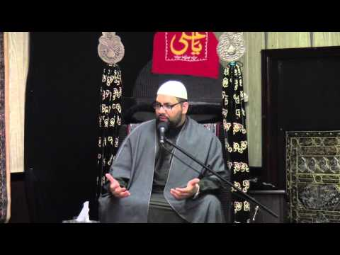 Moulana Syed Asad Jafri - Introduction to Ramazan - Ramazan 6, 1435 - 7/4/14