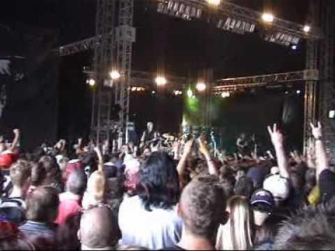 1. Metallica In A Tent!
