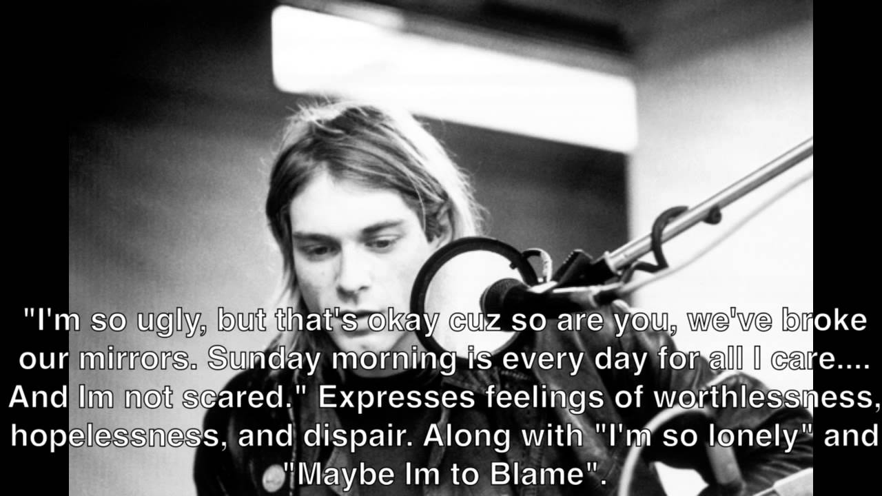 Kurt cobain amp bipolar disorder video project for school youtube